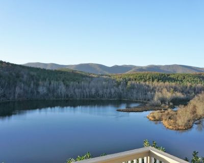Beautiful Private Estate with a Million Dollar View ! - Dahlonega