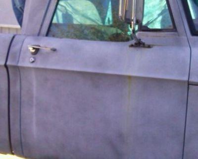 !!rare !! Dodge Truck Door 1968 1969 1970 1971 Sweptline Power Wagon
