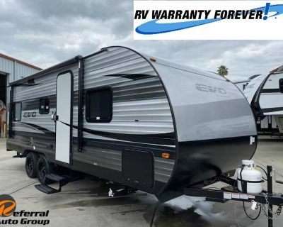 2022 Forest River Evo 208RDFS
