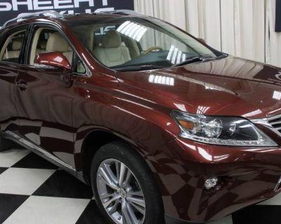 2015 Lexus RX RX 450h