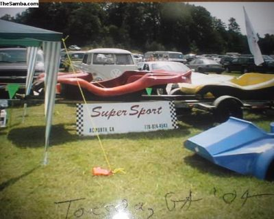 dune buggy molds for sale --several