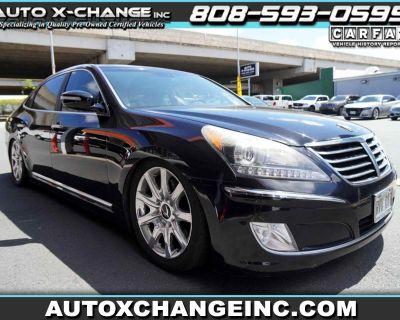 2012 Hyundai Equus 4dr Sdn Signature