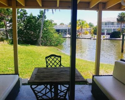 Bayside Suites is located on sunny FMB. Bayside offers lush surroundings and gorgeous bay views. - Mid Island