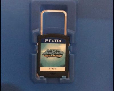PLAYSTATION ALLSTARS BATTLE ROYALE (PS VITA GAME)
