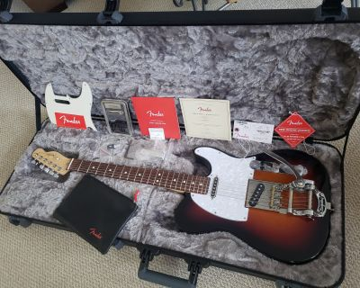 2019 American Fender Telecaster Professional