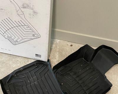 Weathertech front floor mats -60$ shipped