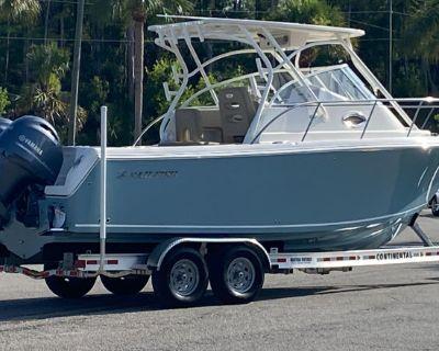 2020 Sailfish 270 WAC