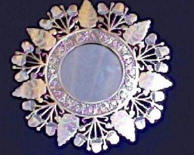 Old Picture Frame... Stunning... Small