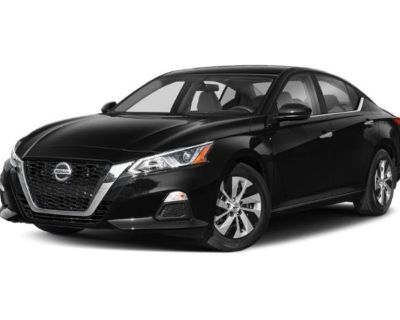 Certified Pre-Owned 2019 Nissan Altima 2.5 S FWD 4dr Car