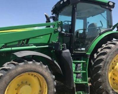 2013 John Deere 6190R ROW Crop Tractor