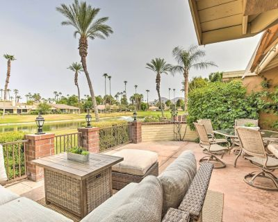 NEW! Upscale Palm Desert Escape w/Patio & Pool! - Palm Desert