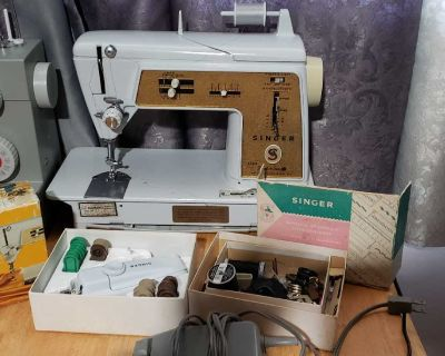 Singer sewing machine touch and sew 620