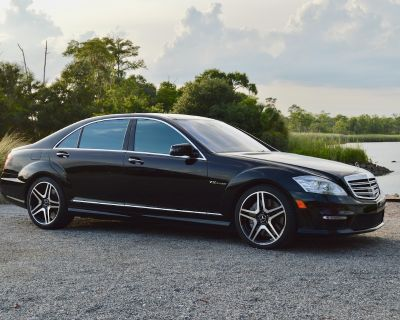 2010 S65 AMG (P30 Package) w/5-year, 100k-mile Warranty.  35k miles, Full Xpel, Ceramic Pro & brand New Michelin Pilot Sport Tires.