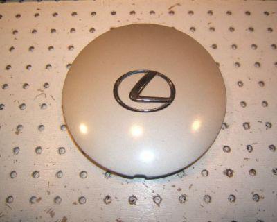 Lexus Ls400 Oem Wheels Silver Center Cap 1 With Lexus Emblem, 1 Cap Only, 7628
