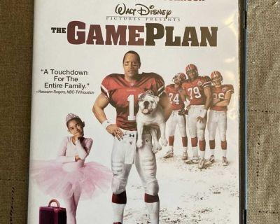 The Game Plan DVD Disney