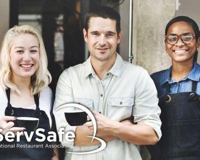ServSafe® Food Safety Manager Certification