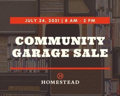 Homestead Community Garage Sale