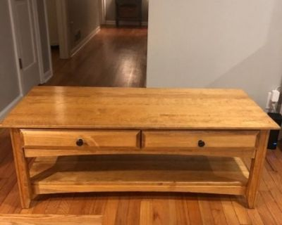 FS/FT Wooden Coffee Table