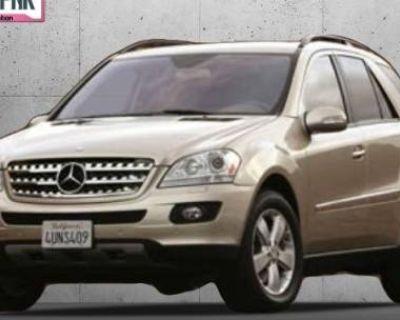 2006 Mercedes-Benz M-Class ML 350