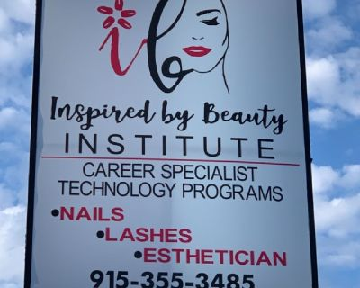 Manicure, Esthetician, Lashes or Instructor
