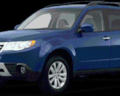 2012 Subaru Forester 2.5X Limited Auto