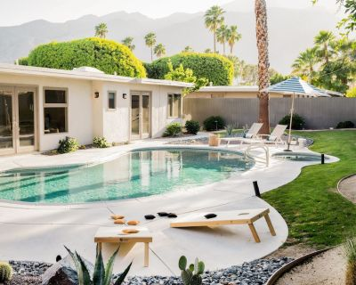 El Mirador by AvantStay | Canyon Views, Large Pool, Outdoor Grill & Games! - Palm Springs