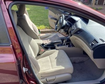 FS 2012 Honda Civic