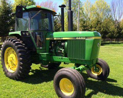 Minor Repair on John Deere Tractors