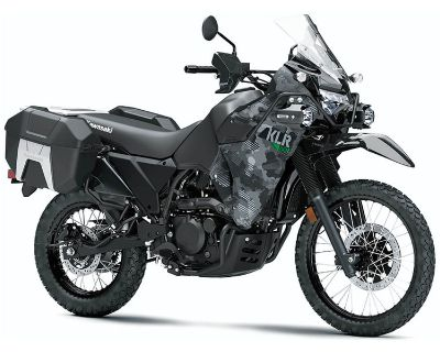 2022 Kawasaki KLR 650 Adventure Dual Purpose Clearwater, FL