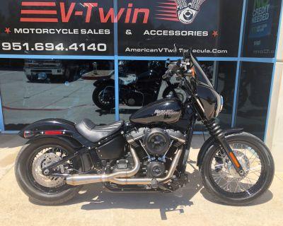 2019 Harley-Davidson Street Bob Softail Temecula, CA