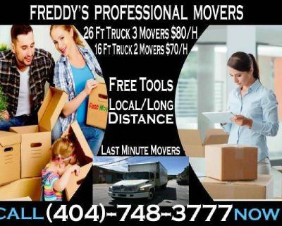 MOVING SERVICES...TWO MEN AND A TRUCK