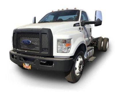 2021 FORD F650 Pickup Trucks Medium Duty