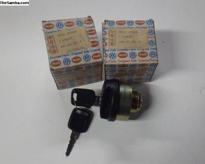 NOS 811201551F Golf Jetta Passat Gas Cap