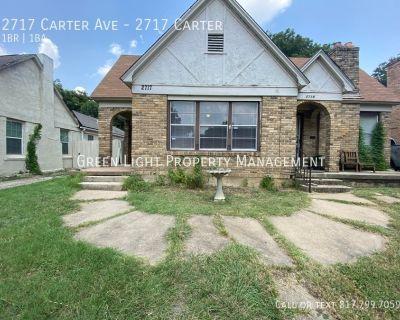 Apartment Rental - 2717 Carter Ave