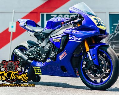 2017 Yamaha YZF-R1 Supersport Houston, TX