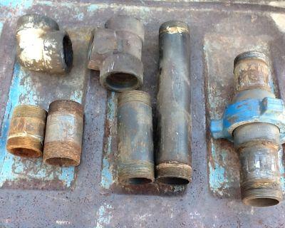 oilfield pipe fittings