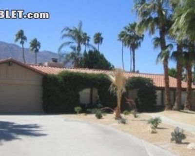 Four Bedroom In Palm Springs