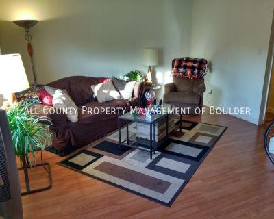 Centrally Located Boulder Condominium