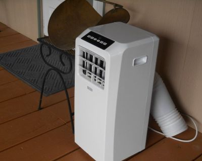 Portable A/C with remote