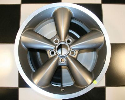 """Ford Mustang 2008-2009 Factory Oem 18"""" Painted Charcoal Wheel Rim 3648 (single)"""