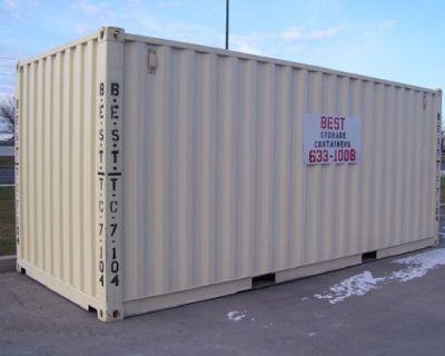 Storage Containers Winnipeg