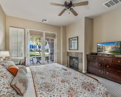 Single Story Townhome, Beautiful Spanish Fountain Crtyd., Close to Pool - Ground Floor (H90) - La Quinta
