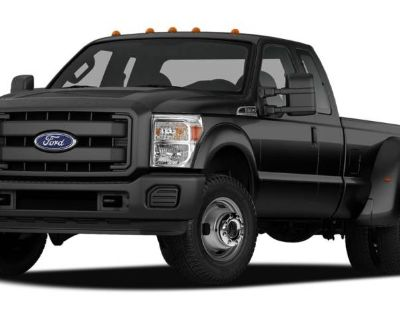2011 Ford Super Duty F-350 Chassis Cab XL