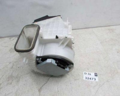 2003 2004 2005 2006 Infiniti G35 Ac A/c Heater Air Blower Motor Housing Assembly