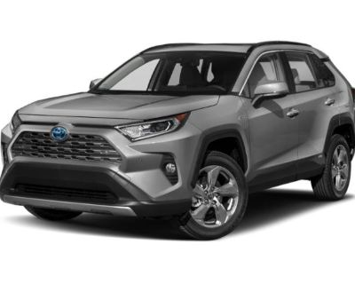 Pre-Owned 2021 Toyota RAV4 LIMITED AWD WTHR