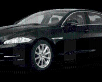 2011 Jaguar XJ XJL Supercharged