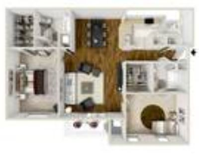 The Summit of Shreveport Apartment Homes - Two Bedroom