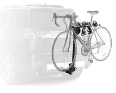 Gm Truck & Suv Bicycle Carrier Hitch Mounted 2 Bikes Thule Brand New 19257868