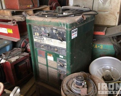 Lincoln Electric TIG 300/300 Electric Welder