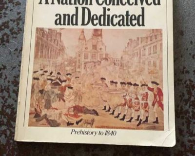American Adventures: A Nation Conceived & Dedicated AND Coming of Age